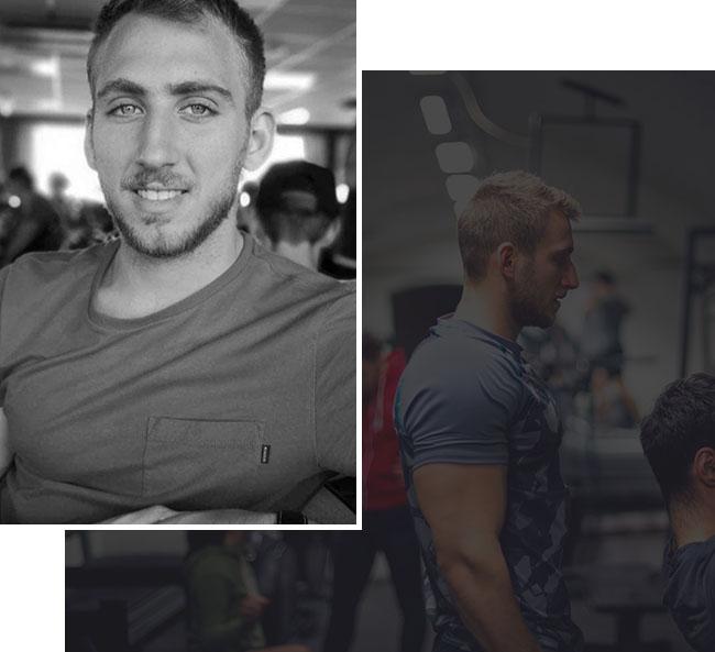 Lantos Péter profilképe, aki a 4% Fitness edzője