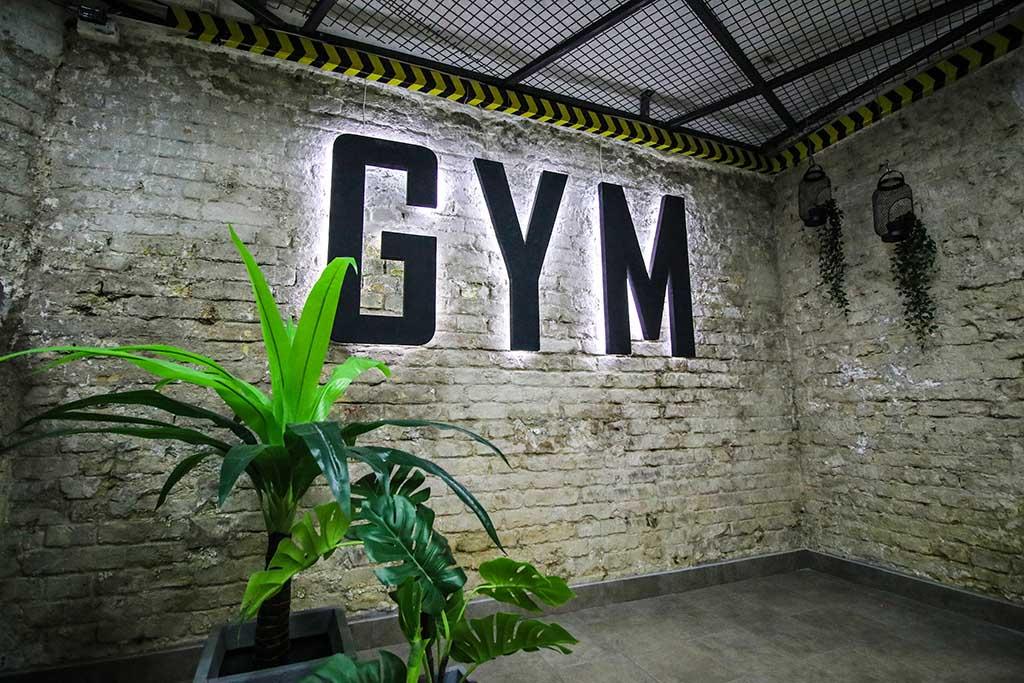 Budapest legjobb fitness terme!
